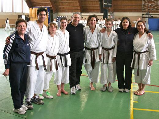 Scuola Di Karate Shotokan Ryu - Verderio  Lc